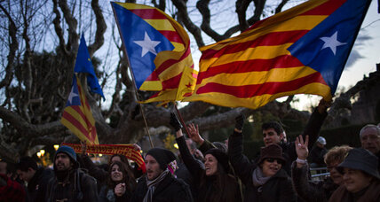 Catalonia declares intent to hold independence referendum