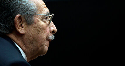 Guatemala's Rios Montt to stand trial for genocide and crimes against humanity