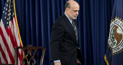Is Ben Bernanke angling for another four years as Fed chairman?