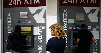 Cyprus still groping for a solution to a banking crisis that's roiling Europe