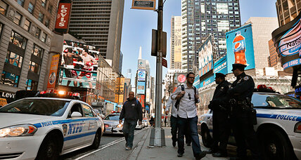 Bombers' Times Square plan: Use remaining bombs in New York, FBI says