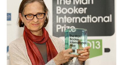 Lydia Davis wins 2013 Man Booker International Prize
