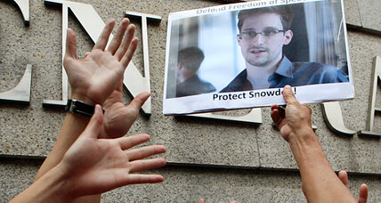 Edward Snowden: Whistle-blowing protections most likely won't help