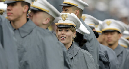 To stop sexual assault against women in the US military, add more women