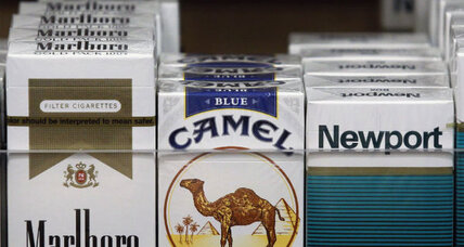 Underage tobacco sales bottom out