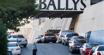 Bally's hotel shooting leaves one dead and two injured: Ex-con blamed