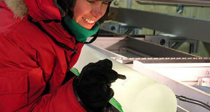 Antarctic ice core may disclose 1.5 million years of climate change