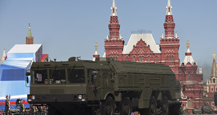 Shades of the cold war? US eyes Russia on arms-treaty violations.
