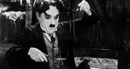 Charlie Chaplin's novella is published for the first time