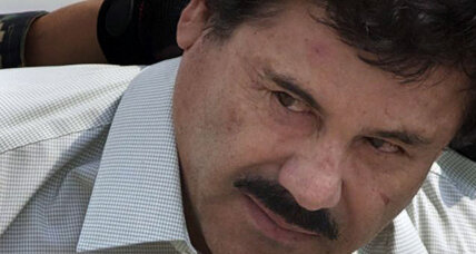 I'm just a farmer, says jailed Mexican kingpin Chapo Guzman