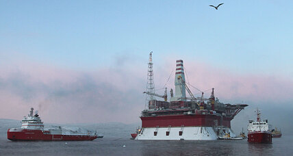 Russia ships its first Arctic oil. Is a boom coming?