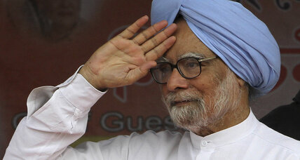 Manmohan Singh: India's 'accidental' prime minister bows out
