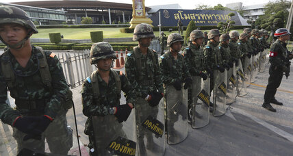 Thai Army seizes power in coup, declares overnight curfew