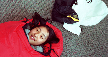 How to pick the perfect sleeping bag