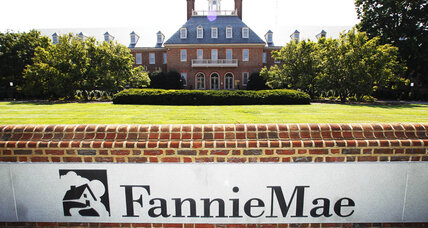 Fannie Mae, Freddie Mac post third quarter profits