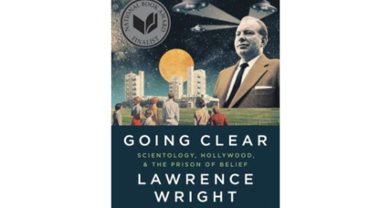 Lawrence Wright's 'Going Clear' will be the basis for an HBO documentary about Scientology