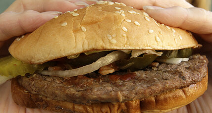 The best and worst burgers of 2014
