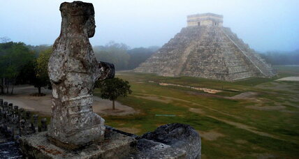 Did drought doom the Mayan Empire? New evidence from Belize's 'Blue Hole'