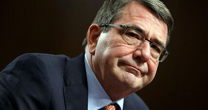 Senate confirms Obama's pick Ashton Carter for Pentagon chief