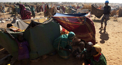 Why UN peacekeepers have failed to protect the people of Darfur (+video)