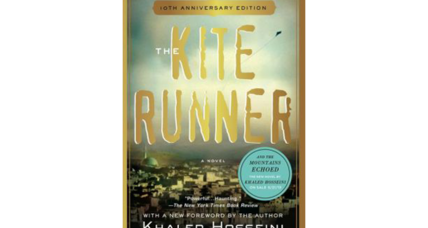 Reader recommendation: The Kite Runner
