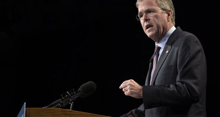 Is Jeb Bush a real conservative? Six things to know about his record. (+video)