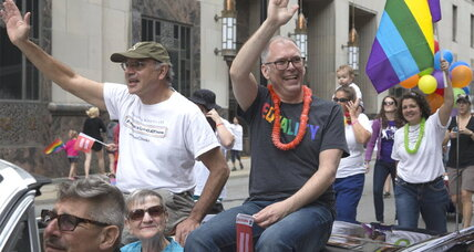 Same-sex marriage ruling makes for 'epic' and 'historic' Pride parades (+video)