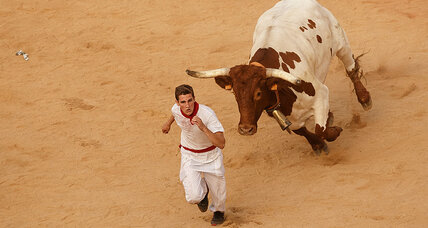 Spain's running of the bulls festival begins. Will tradition persist?