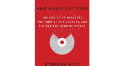 'How Music Got Free' chronicles the art of music theft