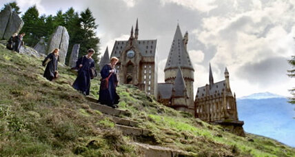 Back to Hogwarts: 'Harry Potter' fans celebrate the traditional first day of school