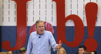 Jeb Bush tax plan would hit New Jersey hard