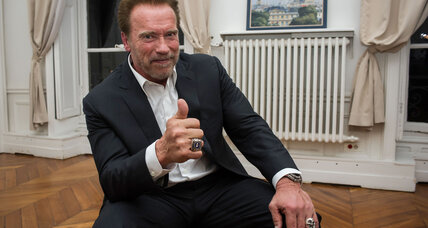 Why Arnold Schwarzenegger wants you to terminate your meat-eating habits