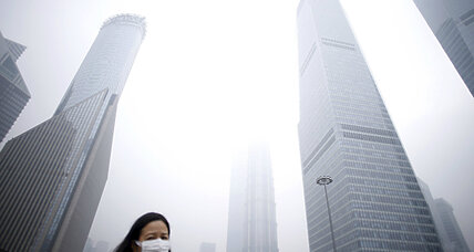 Smog alert: Will Chinese buy clean Canadian air for $14 a bottle?