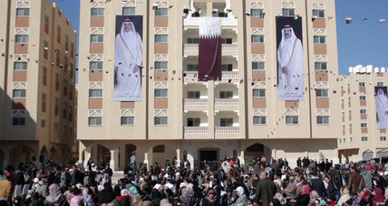 Qatari housing project in Gaza concludes first stage