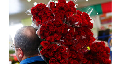 The forces that drive the price of a bouquet of roses (and the best time to order one for Valentine's Day)