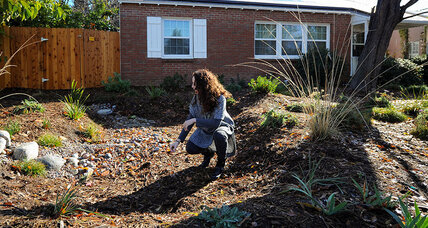 How California residents are changing the water landscape