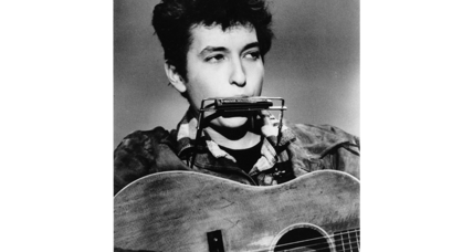What Bob Dylan's archive reveals