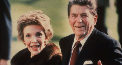 Nancy Reagan was her husband's indispensable force