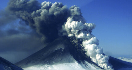 Is Alaska's Mount Pavlof volcano about to erupt once again?