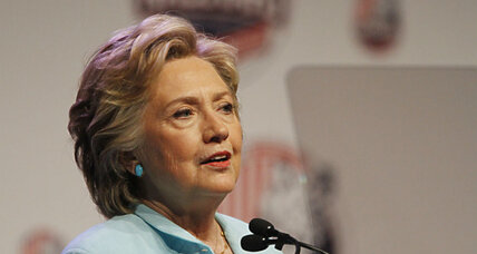 Does Hillary Clinton have a media transparency problem?
