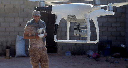 How off-the-shelf drones are changing war in Syria and Lebanon