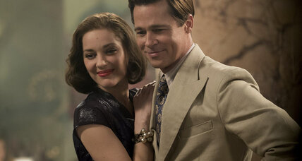 'Allied' is lackluster and without suspense