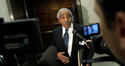 Rep. Charles Rangel vows to fight ethics trial: 'I'm not going away'