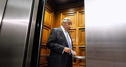 Charles Rangel censure vote: Five others the House has slapped down