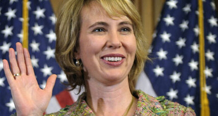 Gabrielle Giffords and 5 others who persevered