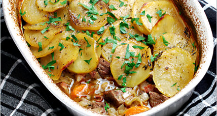 Comfort food with an English accent: Lancashire Hotpot